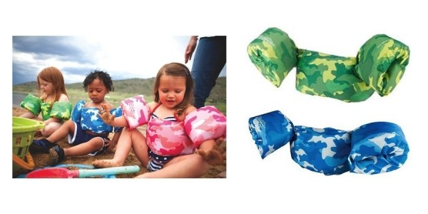 Stearns Puddle Jumper Deluxe Life Jackets $10 @ Amazon