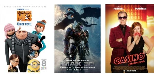 Save $4 On 4 Movie Tickets (w/ Code) @ Fandango