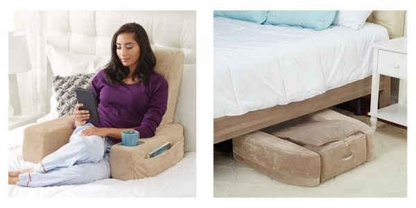 Save $20 On This Nap Shiatsu Massaging Bed Rest @ Amazon