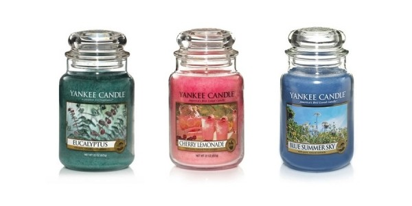 Large Classic Jar & Tumbler Candles Just $10 Each w/ Coupon @ Yankee Candle