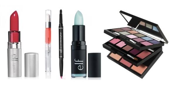 Today Only 50% Off ELF Cosmetics Flash Sale = $0.50 Makeup @ ELF