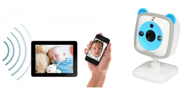 Night Vision Wifi Baby HD Monitor $25 w/ Code (Reg. $50) @ Newegg