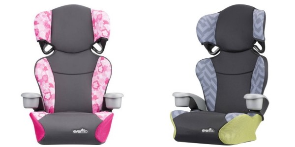 Evenflo Big Kid Convertible Booster Seat $19 (Reg. $59) @ Walmart