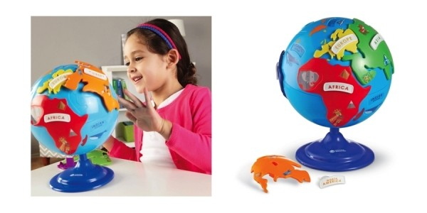 Learning Resources Puzzle Globe Just $11 @ Walmart