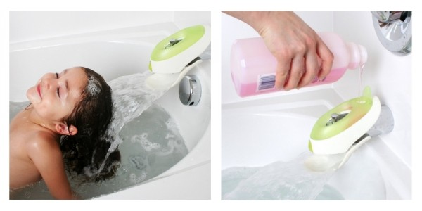 Boon Flo Water Deflector & Bubble Dispenser Only $15 @ Amazon