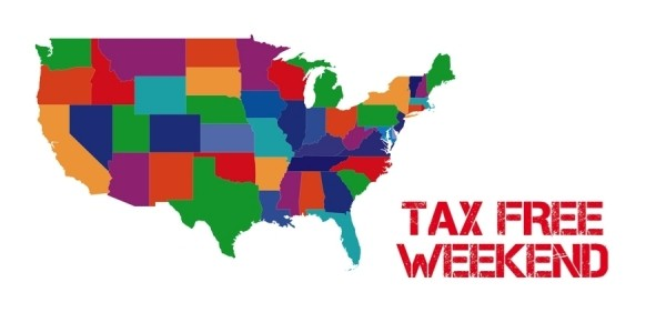 When Is Tax Free Weekend 2017 For Your State? Here's All The Info You Need To Save Big!
