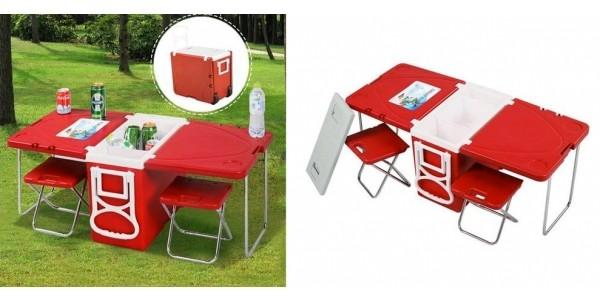Cooler Converting Picnic Table $57 (Reg. $99.99) @ Jet.com