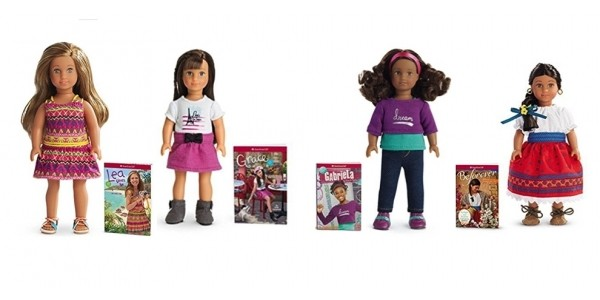 $5 off $15 Code = American Girl Mini Doll & Book Sets Just $11 @ Amazon