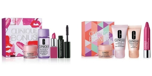 Free 4-Piece Clinique Set w/ Any Clinique Purchase = 5 Clinique Items for $5 Shipped Today @ Macy's