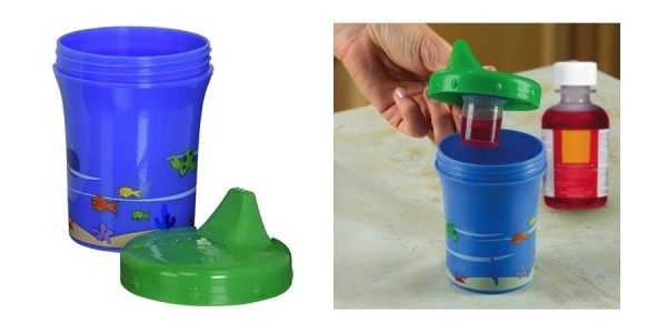 Sippy Sure The Medicine Dispensing Sippy Cup Just $6 @ Amazon