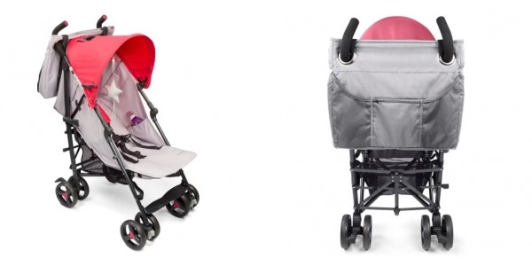 4 Piece Stroller With Attachable Diaper Bag $47 (Reg. $120) @ Groupon