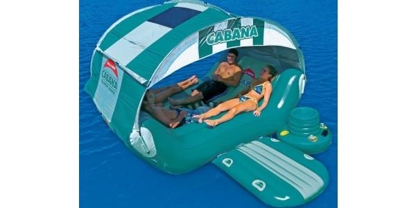 Floating Cabana Island Only $260 (Reg. $449) @ Hayneedle