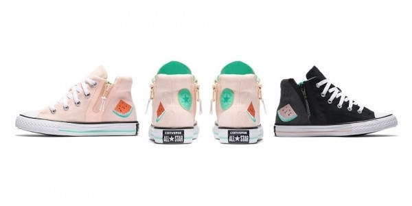 Converse Chuck Taylor All Star Watermelon High Tops Half Off (Just $24) & More @ Nike