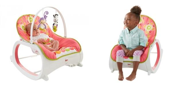 Fisher-Price Infant-to-Toddler Rocker $25 (Reg. $45) @ Amazon