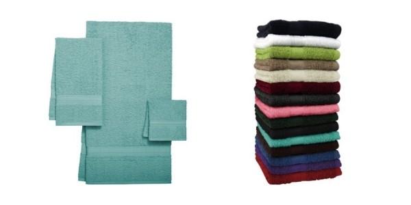 Mainstays Basic Bath Towels From Just 98¢ @ Walmart