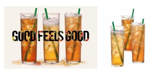 Today From 1-2PM Get a Free Teavana Shaken Iced Tea @ Starbucks