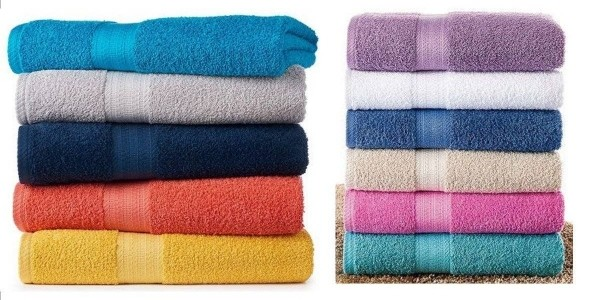 The Big Ones Bath Towels From Just $2 (Reg. $10) @ Kohl's