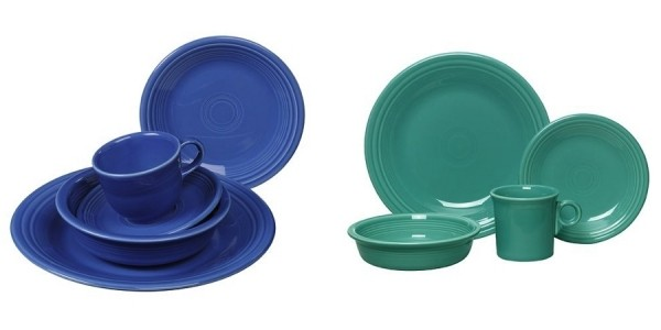 Fiesta 4 or 5 Piece Dinnerware Sets Just $17 Shipped @ Kohl's