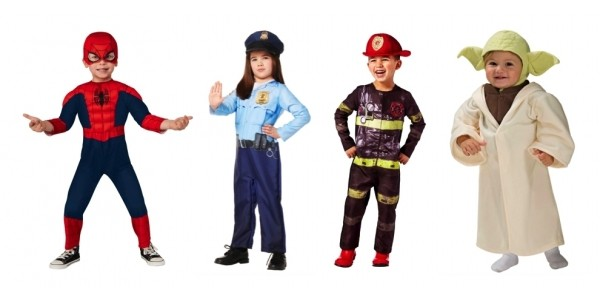 70% Off Toddler Costumes (From Just $4.50) When You Preorder Now @ Target
