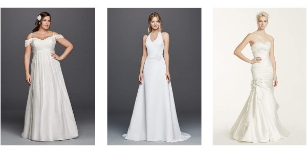 50% Off Wedding Accessories + $99 Wedding Dresses @ David's Bridal