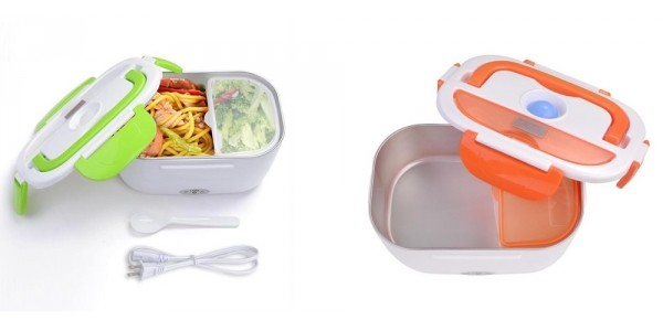 Save 50% On This Heated Lunch Box For Only $19.99 @ Amazon
