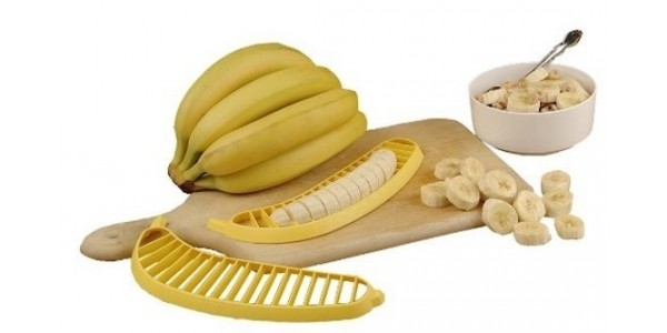 One Motion Banana Slicer Only $6 w/ Free Shipping @ Walmart