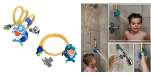 Kids Showerhead Attachment Only $10 @ Home Depot
