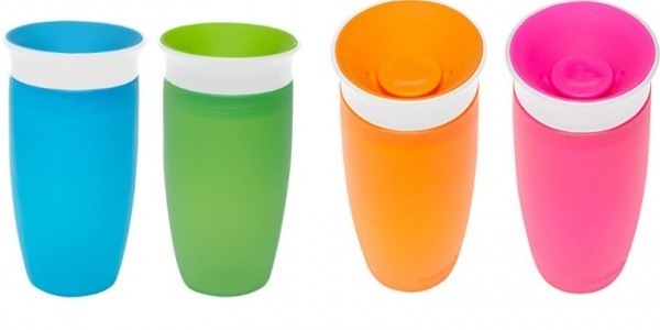 2 Pack Spill Proof Miracle 360 Sippy Cups $6 (Reg. $13) @ Amazon