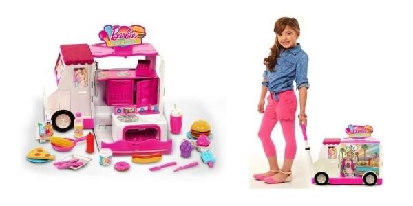Barbie Food Truck Just $20 (reg. $60) @ Walmart
