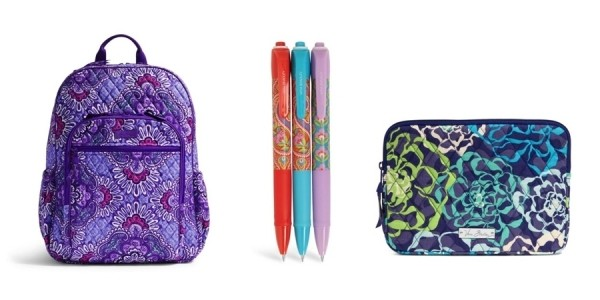 Vera Bradley Sale + Extra 40% Off & Free Shipping Today Only @ Vera Bradley