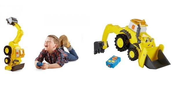 Bob The Builder R/C Stunt Super Scoop $19.99 (Reg. $50) @ Toys R Us