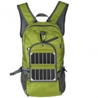 Solar USB Charging Backpack $40 @ Amazon