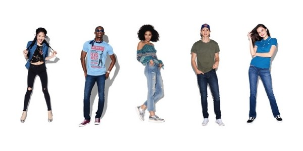 Buy One, Get One Free On All Denim @ Aeropostale