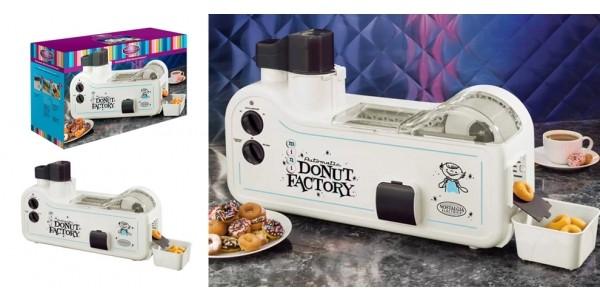 Nostalgia Electrics Mini Donut Factory Only $99 (w/ Code) @ Jet.com