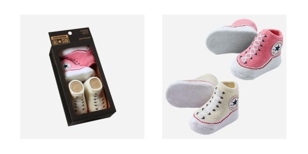 Converse Chucks 2-Pack Infant Booties Just $8 Shipped w/ Code @ Nike
