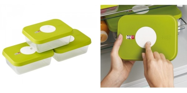 Datable 3 Piece Dial Food Storage Set $14 @ Amazon