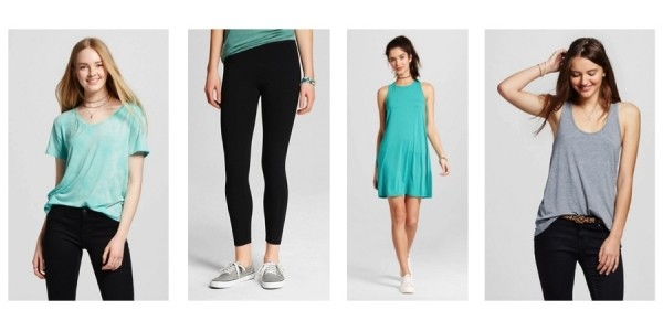 2 for $10 (Buy 2, Save $6) + Extra 30% Off Mossimo Tops & Dresses w/ Code @ Target