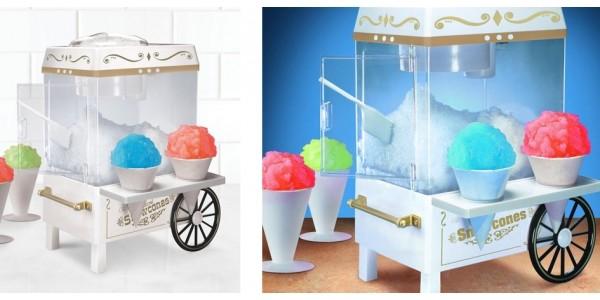 Nostalgia Snow Cone Machine $31 (w/ Free Store Pickup) @ Home Depot