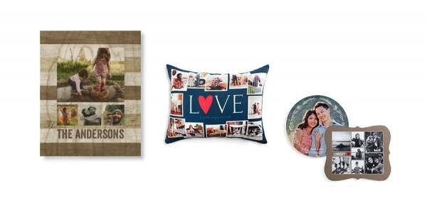$20 off $20+ Order w/ Code Today Only @ Shutterfly