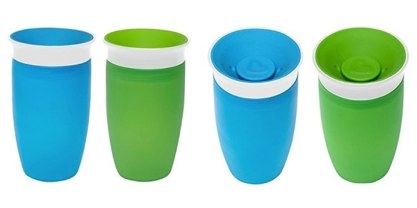 2-Pack Munchkin Miracle 360-Degree Sippy Cups Just $4 @ Amazon