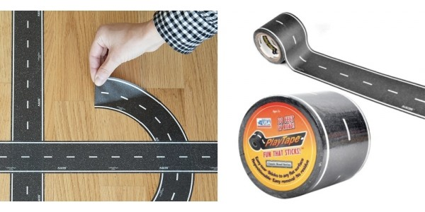 Asphalt Black Road Tape Only $5 @ Walmart