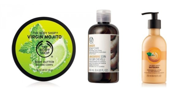 40% Off + Free Shipping @ The Body Shop
