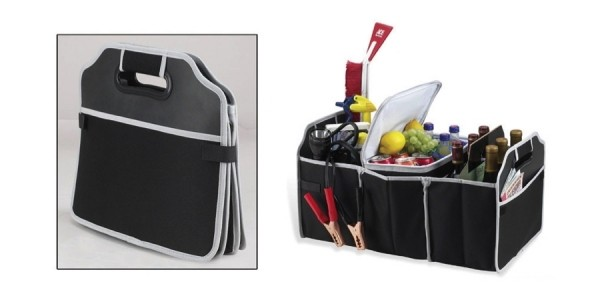 Free Collapsible Trunk Organizer - For All That Junk In Your Trunk @ 13 Deals