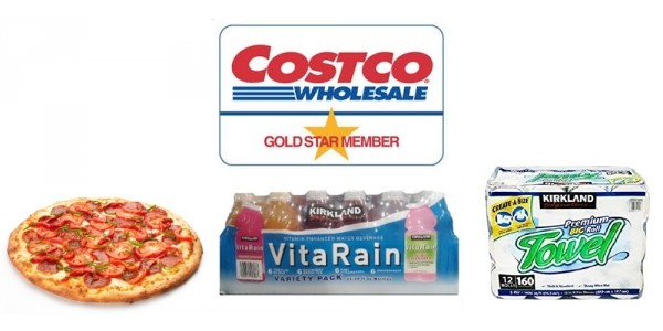 Free Costco $20 Gift Card, Pizza, Paper Towels + More With Membership Purchase @ Groupon