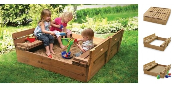 Convertible Sandbox Bench Only $81 (w/ Promo Code) @ Jet.com