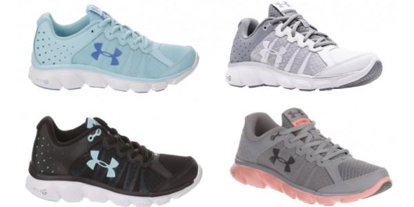 Under Armour Women's Running Shoes $35 (Reg. $69.99) @ Academy