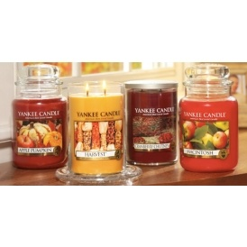 $20 off $45 @ Yankee Candle