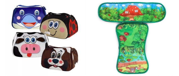 2 In 1 Lunchbox/Place Mat $7 @ Amazon
