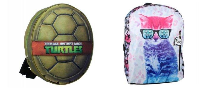 Backpacks And Lunch Bags $10 @ Rakuten