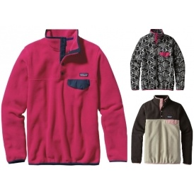 Patagonia Fleece Pullovers Only $45